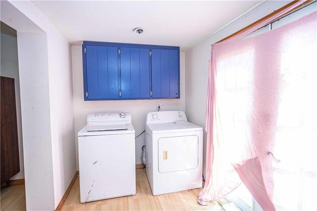 Laundry room featured at 12196 Route 22 Hwy E, Seward, PA 15954