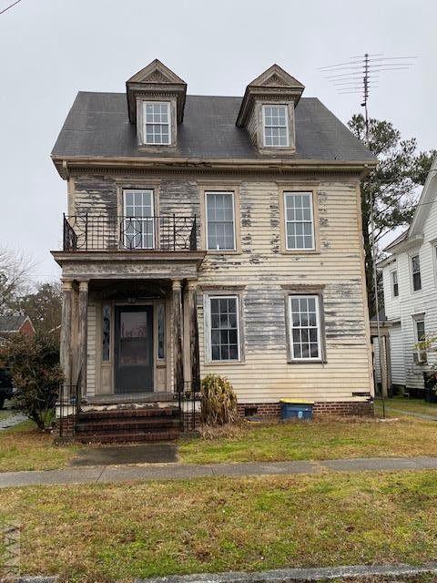 304 E Burgess St, Elizabeth City, NC 27909