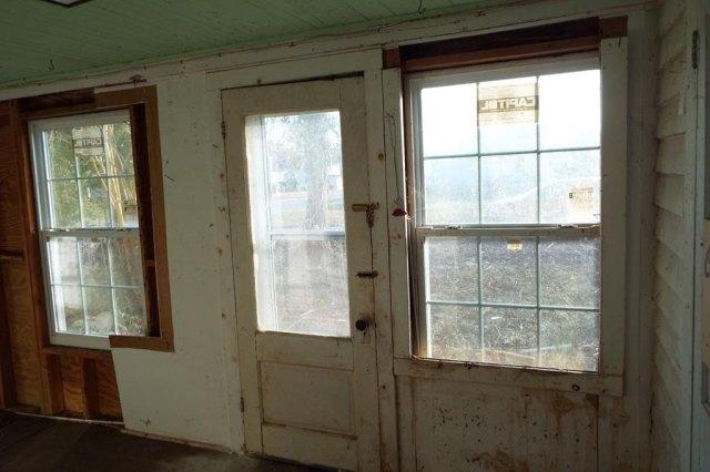 Laundry room featured at 10008 Atlantic Rd, Atlantic, VA 23303