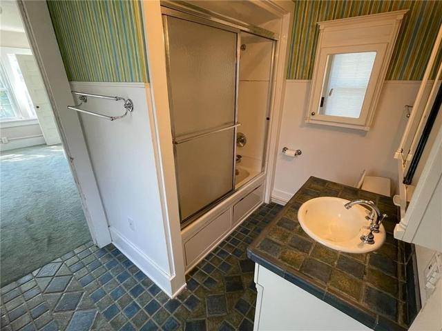Bathroom featured at 131 N Taylor Ave, Decatur, IL 62522