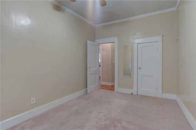 Bedroom featured at 501 W Pierce St, Mangum, OK 73554