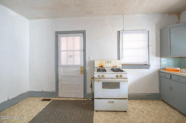 Kitchen featured at 1323 Maple St, Rocky Mount, NC 27803
