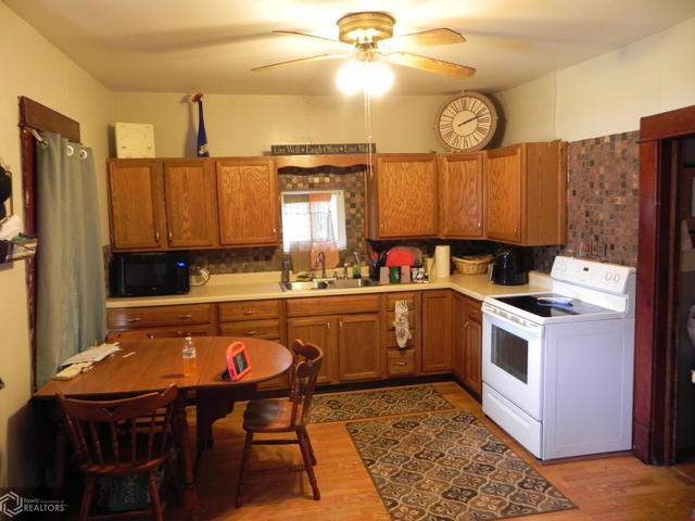 Kitchen featured at 303 Central Ave, Bedford, IA 50833