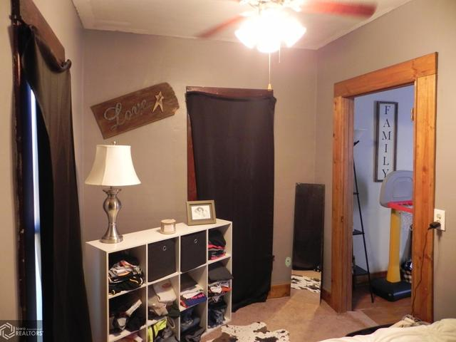 Bedroom featured at 303 Central Ave, Bedford, IA 50833