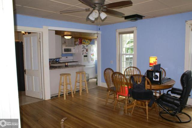 Dining room featured at 1103 7th St, Eldora, IA 50627