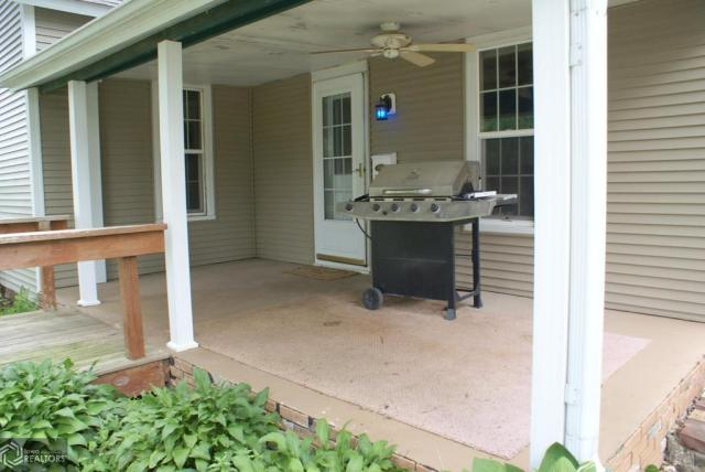 Porch featured at 1103 7th St, Eldora, IA 50627