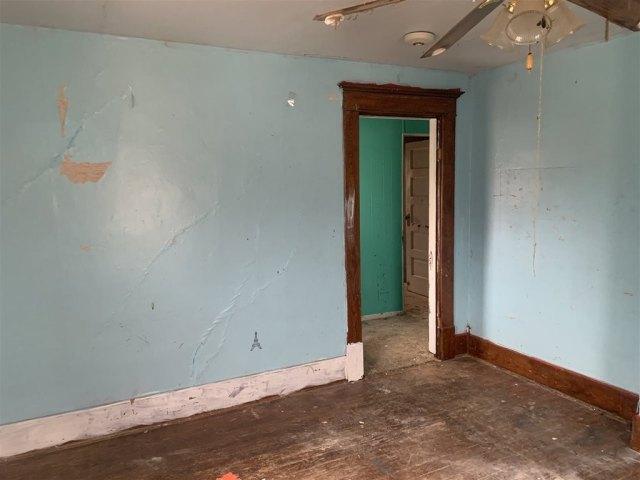 Bedroom featured at 123 N 3rd St, Osborne, KS 67473