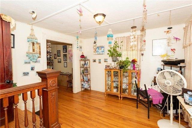 Dining room featured at 205 Barrett St, Syracuse, NY 13204