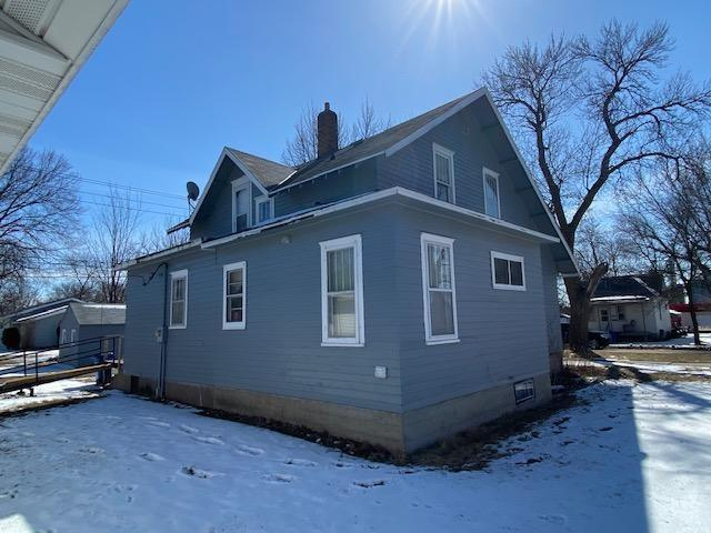 Farm land featured at 716 W 5th St, Madison, MN 56256