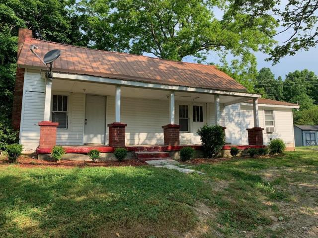Porch yard featured at 12744 Minor Hill Hwy, Minor Hill, TN 38473