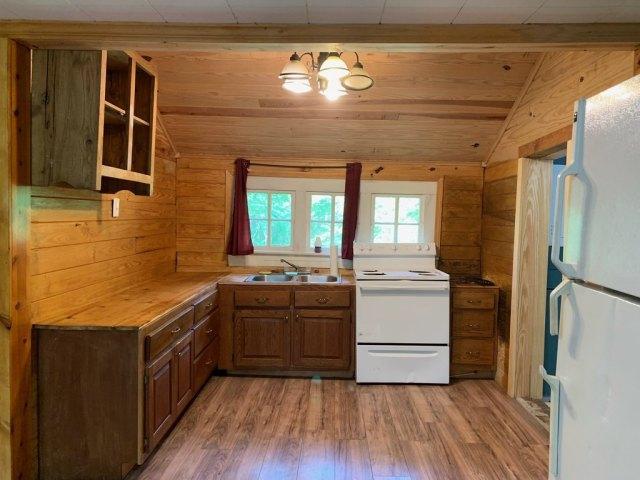 Kitchen featured at 12744 Minor Hill Hwy, Minor Hill, TN 38473