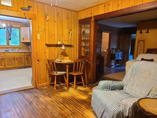Living room featured at 98 High St, Vanceboro, ME 04491