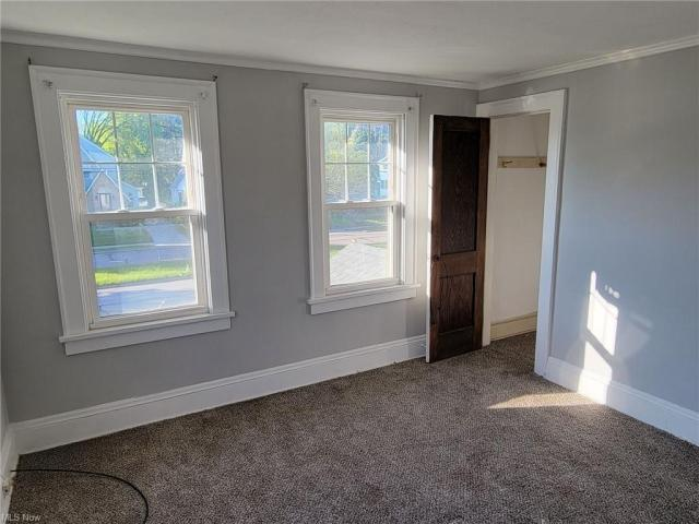 Bedroom featured at 3805 Monticello Blvd, Cleveland Heights, OH 44121