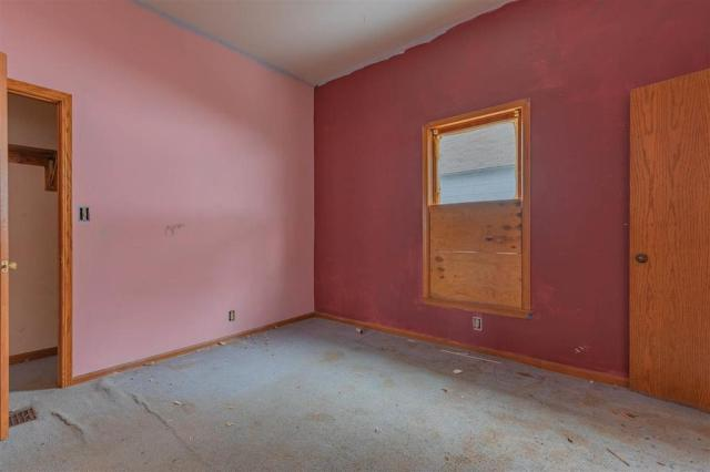 Bedroom featured at 1608 N Fairview Ave, Wichita, KS 67203