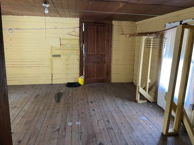 Porch featured at 4143 Ridge Dr, Vernon Hill, VA 24577