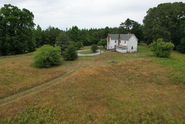 Yard featured at 4143 Ridge Dr, Vernon Hill, VA 24577