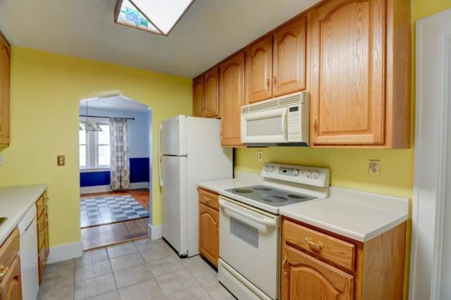 Kitchen featured at 2111 E Wood St, Decatur, IL 62521