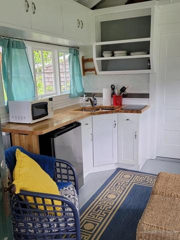 Laundry room featured at 3 Perch Rd, Madison, ME 04950