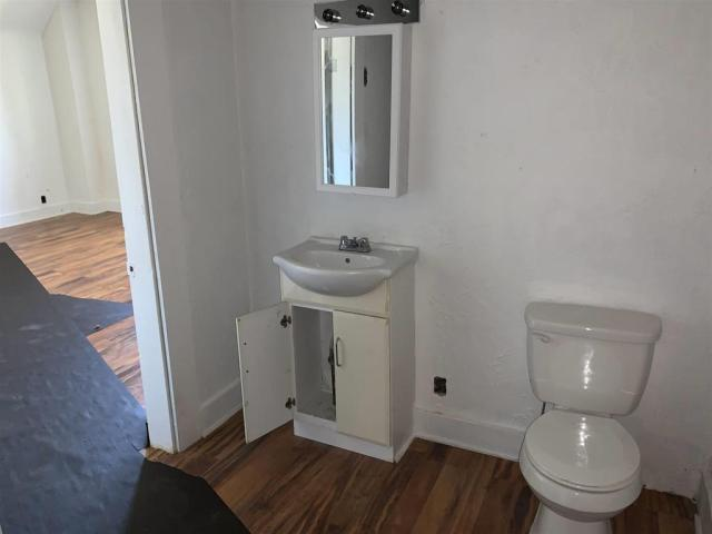 Bathroom featured at 101 NW G St, Richmond, IN 47374