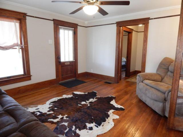 Living room featured at 214 and 216 N Greene Ave, Mountain Grove, MO 65711