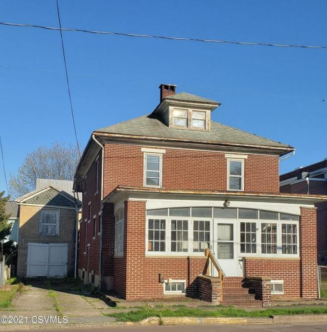 House view featured at 836 Fort Augusta Ave, Sunbury, PA 17801