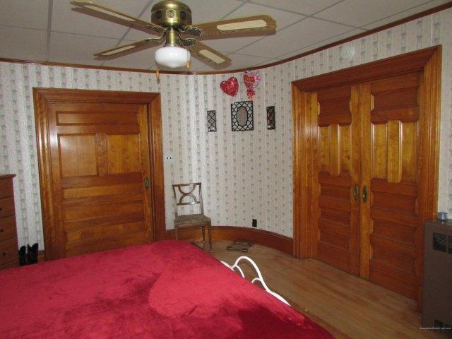 Bedroom featured at 14 Kelleran St, Houlton, ME 04730
