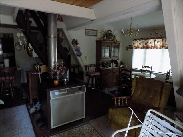 Kitchen featured at 417 Rogers Ln, Ironton, MO 63650