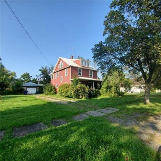Farm land featured at 11993 Butler St, Wolcott, NY 14590