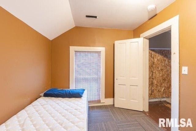 Bedroom featured at 610 E IL Route 17 St, Wenona, IL 61377