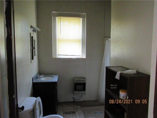 Bathroom featured at 12634 Tangipahoa Ave, Roseland, LA 70456