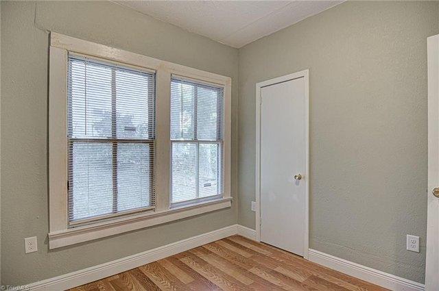 Bedroom featured at 1622 25th St NE, Winston Salem, NC 27105