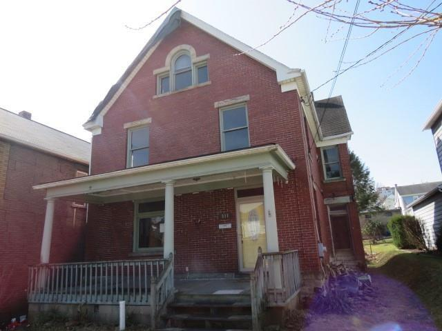 Porch featured at 311 Longfellow St, Vandergrift, PA 15690