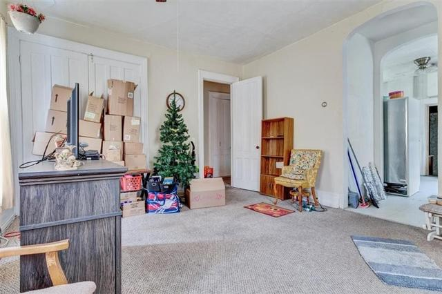 Living room featured at 11917 W Main St, Wolcott, NY 14590