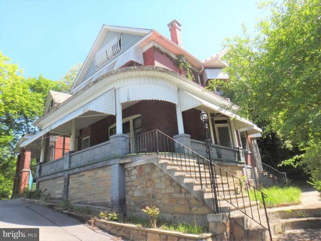 House view featured at 8 Broadway Cir, Cumberland, MD 21502