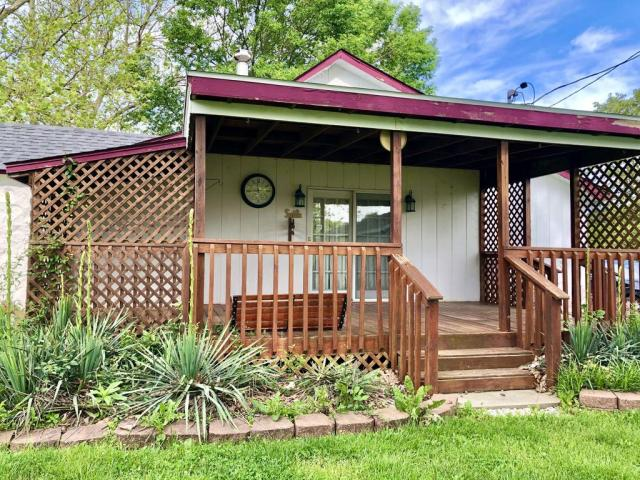 Porch featured at 703 Commercial St, Purdy, MO 65734