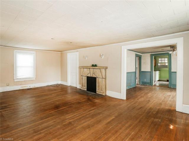 Living room featured at 2624 W Court St, Greensboro, NC 27407