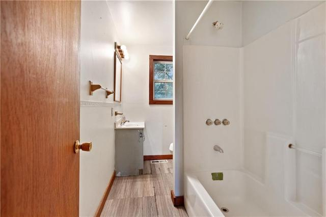 Bathroom featured at 438 Airbrake Ave, Wilmerding, PA 15148