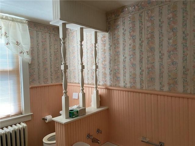 Laundry room featured at 2 S McKean Ave, Donora, PA 15033