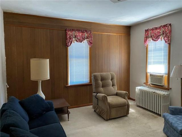 Living room featured at 2 S McKean Ave, Donora, PA 15033