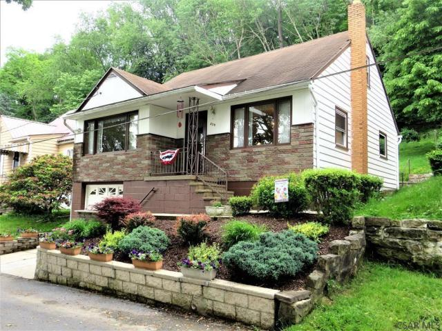 Yard featured at 409 Yeoman St, Johnstown, PA 15906