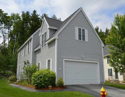 Photo Of 131 Forest Hill Way Manchester Nh 03109 House For