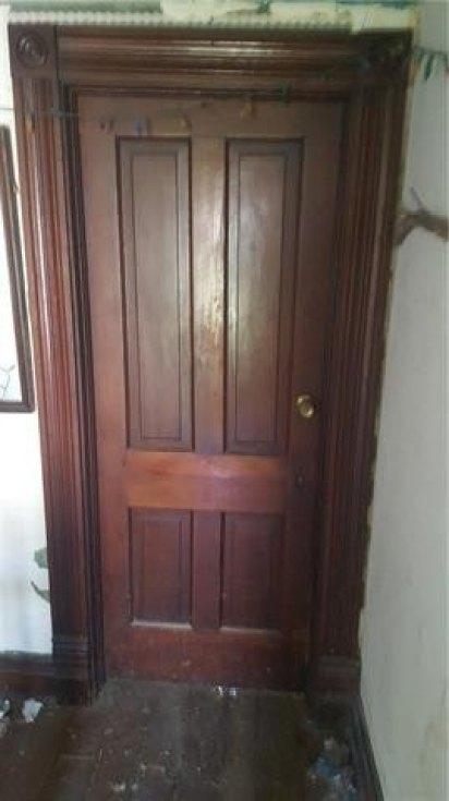 Bathroom featured at 300 N 1st St, Kincaid, KS 66039