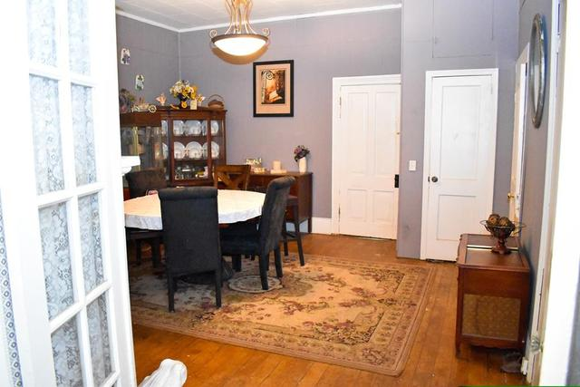 Dining room featured at 223 Edisto St, Johnston, SC 29832