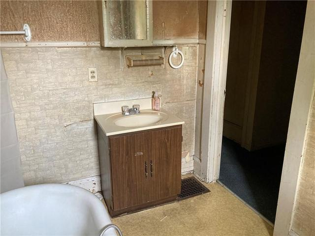Bathroom featured at 2303 Jackson St, Anderson, IN 46016