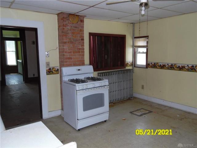 Kitchen featured at 212 E Monfort St, Eaton, OH 45320