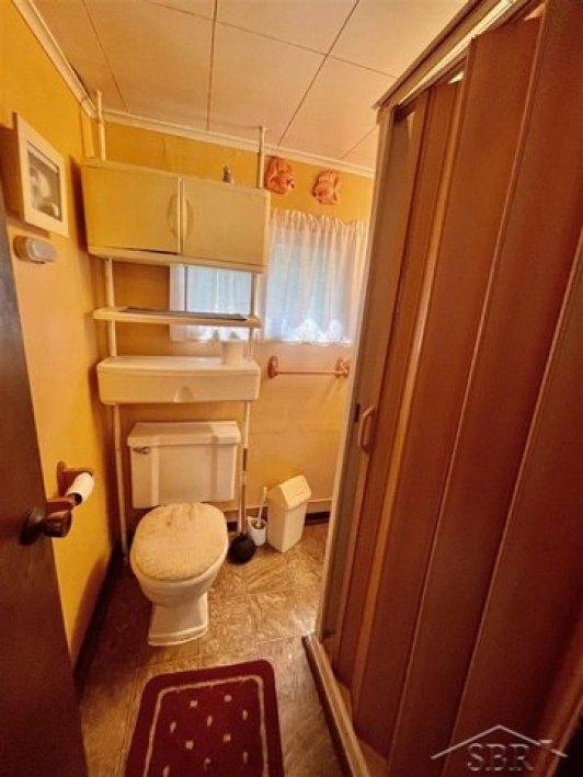 Bathroom featured at 5339 Beals Dr, Prescott, MI 48756