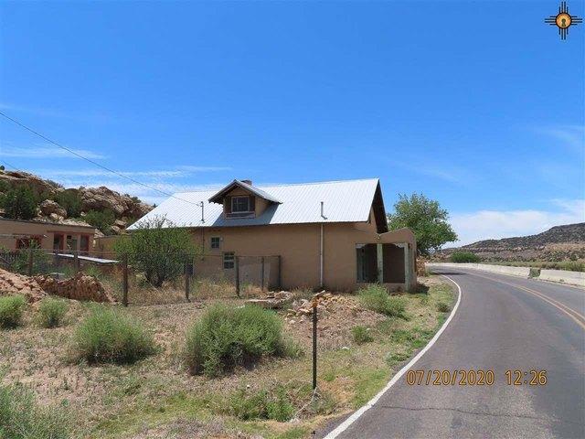 Road view featured at 125 Cubero Loop, Grants, NM 87014