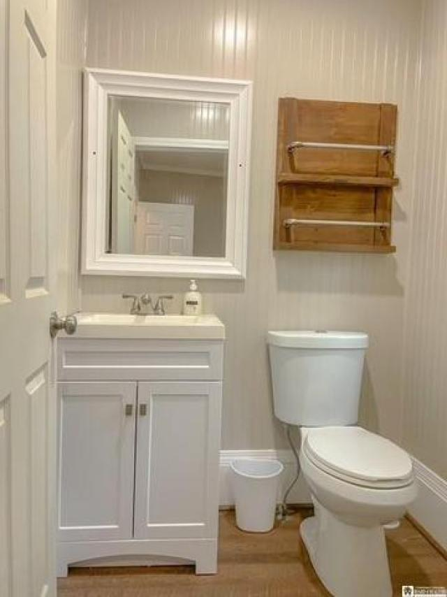 Bathroom featured at 138 McKinley Ave, Jamestown, NY 14701