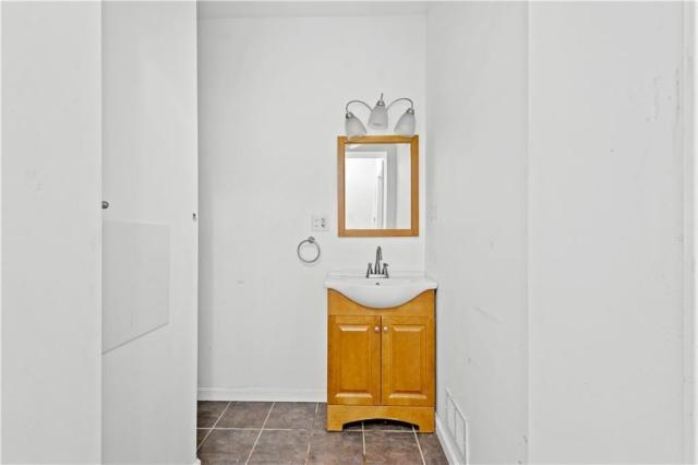 Bathroom featured at 362 Vermont Ave, Clairton, PA 15025