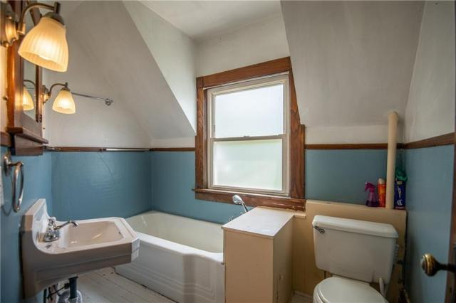 Bathroom featured at 35 Donation Rd, Greenville, PA 16125